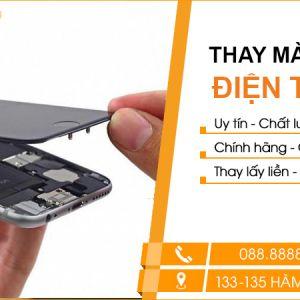 Thay màn hình điện thoại di động Đà Nẵng
