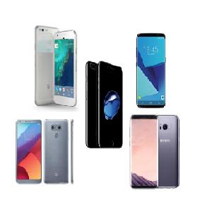 Top 5 smartphone đáng mua nhất tháng 7/2017