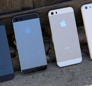 Giá bán iPhone 5/5s/6/6 Plus cũ tháng 6 năm 2017