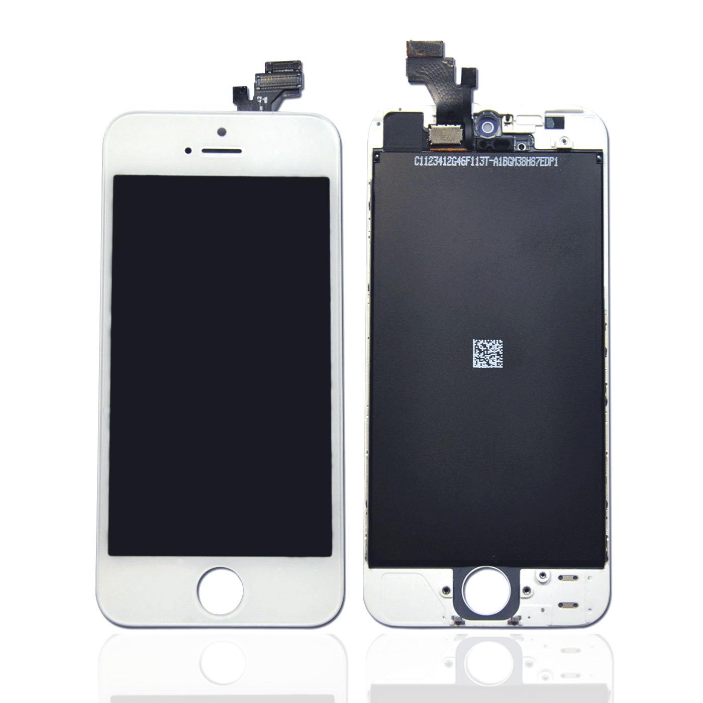 Thay màn hình mặt kính Iphone 5, 5s