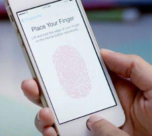 Hướng dẫn xử lý iPhone 5S/6 không nhận Touch ID