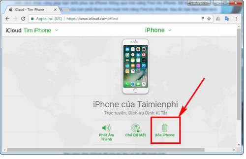 Khắc Phục iPhone Bị Vô Hiệu Hóa Chỉ Trong Vòng 15 Phút