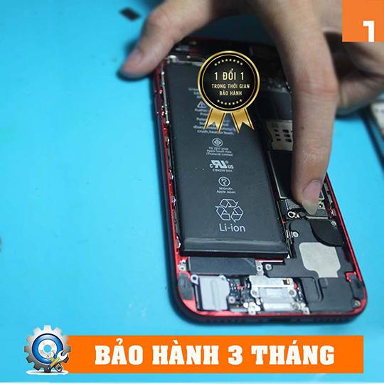 thay pin iPhone tại Đà Nẵng chính hãng
