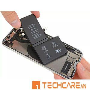 Thay pin ixphone X tại Đà Nẵng