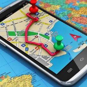Tìm vị trí số điện thoại trên bản đồ