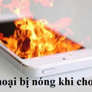 Điện thoại bị nóng khi chơi game