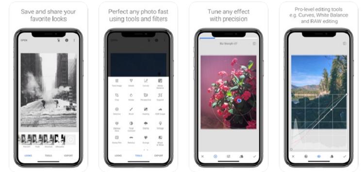 10 phần mềm chỉnh sửa ảnh đẹp lung linh nhất trên điện thoại 2020