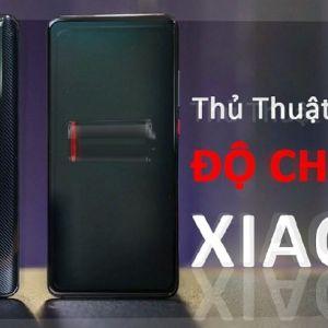 Kiểm tra độ chai pin Xiaomi
