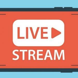 Phần mềm Live Stream trên điện thoại