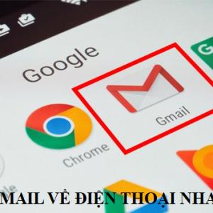 Cách tải gmail về điện thoại nhanh chóng