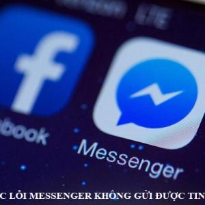 Cách khắc phục lỗi messenger không gửi được tin nhắn hiệu quả